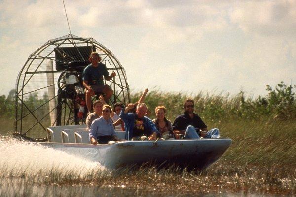 everglades-airboat