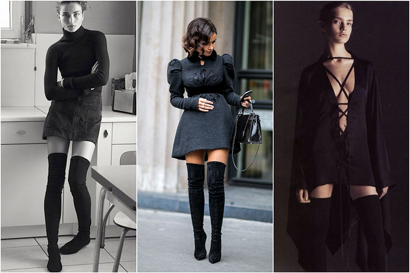 Fall Fashion: Over-the-Knee Boots – Luxorlust