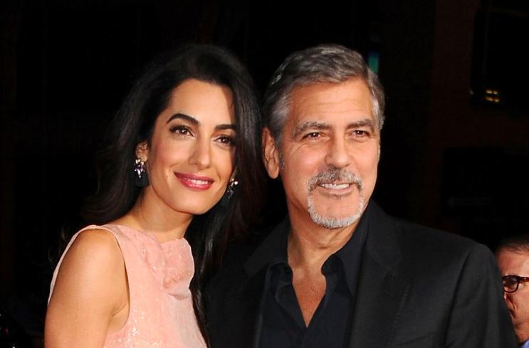 Enter My Hero: Amal Clooney is back in the Spotlight - Mogul